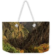 Black Canyon Of The Gunnison - Colorful Colorado - Landscape Weekender Tote Bag