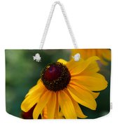 Black Eye Susan Weekender Tote Bag