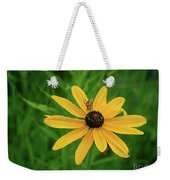 Black Eyed Susan And Friends Weekender Tote Bag