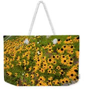 Black Eyed Susans-1 Weekender Tote Bag