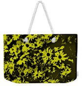 Black Eyed Susan's Weekender Tote Bag