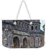 Black Gate Trier Weekender Tote Bag