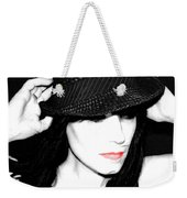 Black Hat Weekender Tote Bag