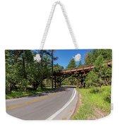 Black Hills Bridge 1 Weekender Tote Bag