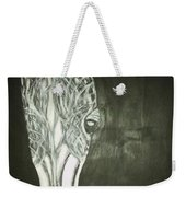 Black Horse Sight Weekender Tote Bag