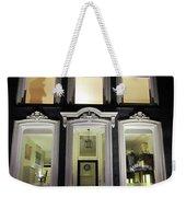 Black House Weekender Tote Bag
