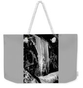 Black Ice #2 Weekender Tote Bag