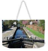 Black Jacks Lock Weekender Tote Bag