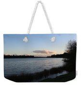 Black Lake Weekender Tote Bag