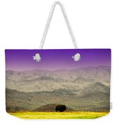 Black Mountains Az Weekender Tote Bag
