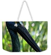 Black Necked Stork 1 Weekender Tote Bag