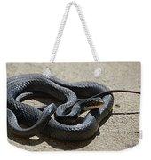 Black Racer Weekender Tote Bag