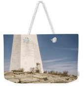 Black Rock Harbor Lighthouse II Weekender Tote Bag