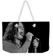 Black Sabbath Time Weekender Tote Bag