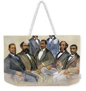 Black Senators, 1872 Weekender Tote Bag