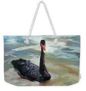 Black Swan Weekender Tote Bag