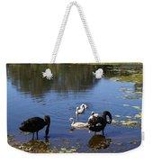 Black Swan's Weekender Tote Bag