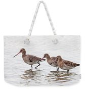 Black-tailed Godwits Weekender Tote Bag