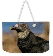 Black Vulture 1 Weekender Tote Bag