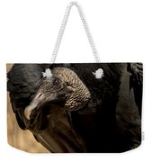 Black Vulture 2 Weekender Tote Bag