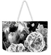 Black White View  Weekender Tote Bag