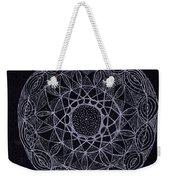 Black Zen 2 Weekender Tote Bag
