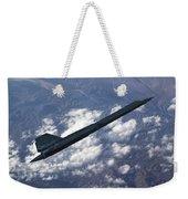 Blackbird Going Supersonic Weekender Tote Bag