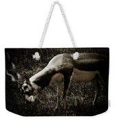 Blackbuck Weekender Tote Bag