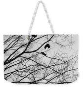 Blackened Birds Weekender Tote Bag