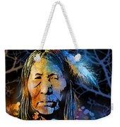Blackfoot Woman Weekender Tote Bag