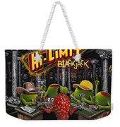 Blackjack Pimps Weekender Tote Bag