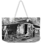Blacksmith And Tool Shed Weekender Tote Bag