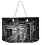 Blacksmith Bench Weekender Tote Bag