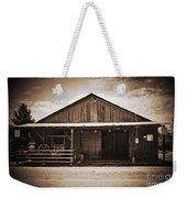Blacksmith Shop Weekender Tote Bag
