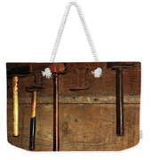 Blacksmith Tools Weekender Tote Bag