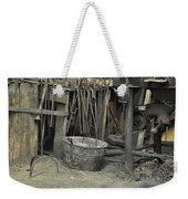 Blacksmith's Bucket Weekender Tote Bag