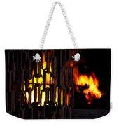 Blacksmiths Furnace Weekender Tote Bag
