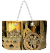 Blacksmiths Shop Weekender Tote Bag
