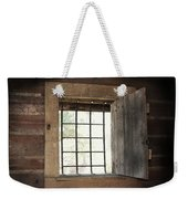 Blacksmith's View Weekender Tote Bag