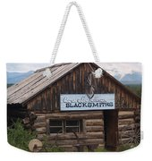 Blacksmiths Weekender Tote Bag