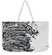 Blacksparkledance Weekender Tote Bag