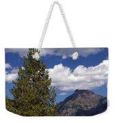 Blacktail Plateau Vertical Weekender Tote Bag
