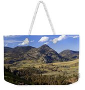 Blacktail Road Landscape 2 Weekender Tote Bag