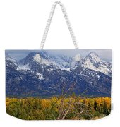 Blacktail Sunday Morning Weekender Tote Bag