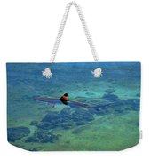 Blacktip Reef Shark Weekender Tote Bag
