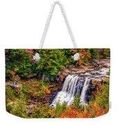 Blackwater Falls Wv Weekender Tote Bag