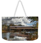 Blair Covered Bridge Weekender Tote Bag