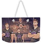 Blake_1 Weekender Tote Bag