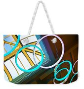Blank Space For The Better Love Weekender Tote Bag