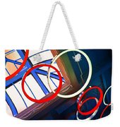 Blank Space For The Real Love Weekender Tote Bag